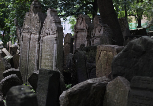 Old Jewish Cemetery -5