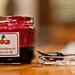 Homemade cherry jam!