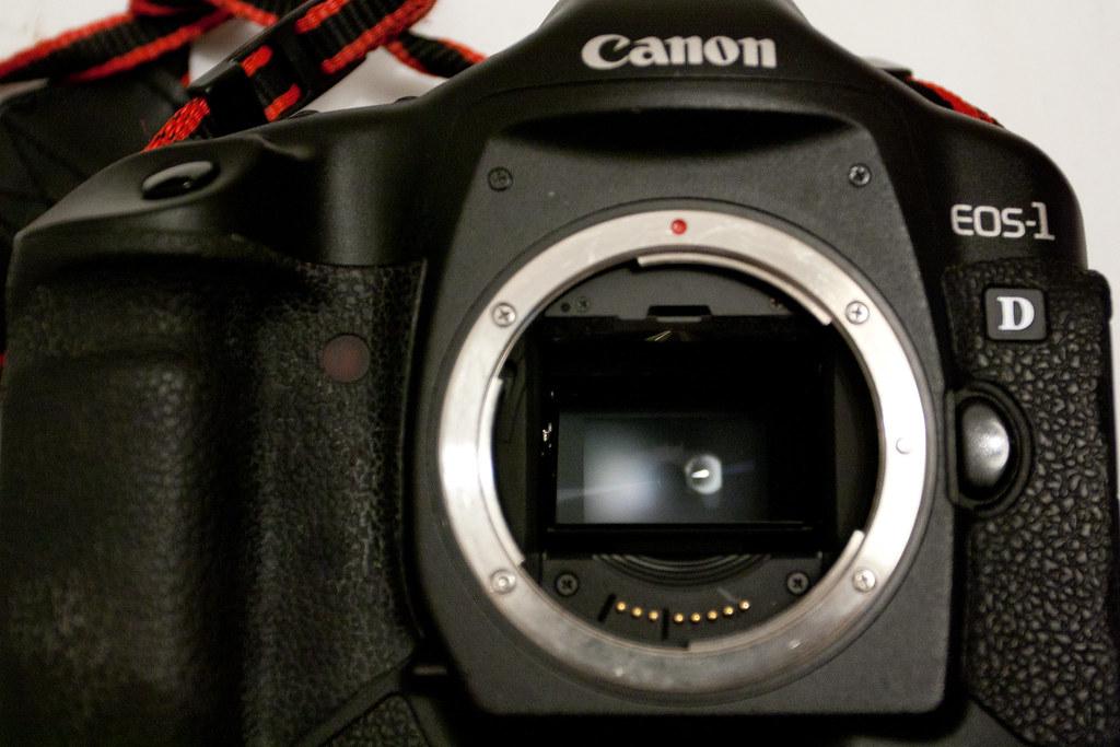 Câmera Reflex