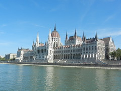 DSCN4848 Danube cruise (drayy) Tags: city trip travel cruise holiday river europe hungary budapest parliament duna danube parliamenthouse donau
