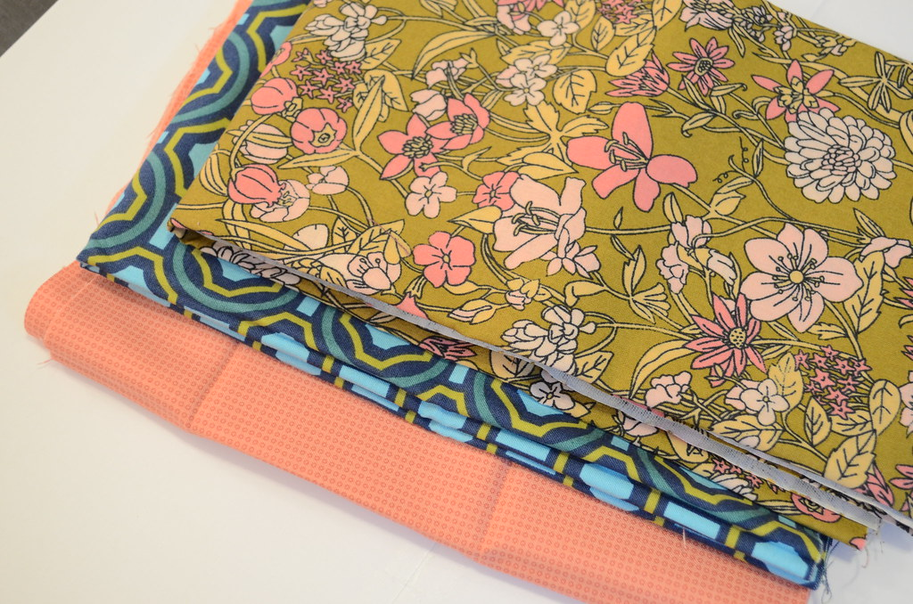 DSQ Patterned Fabric