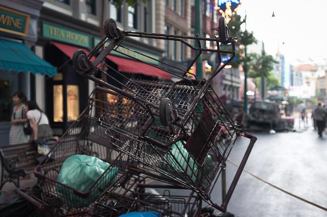 Post-Apocalyptic New York