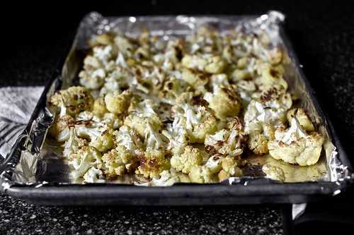 cumin seed roasted cauliflower with yogurt | smitten kitchen