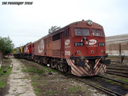 ALCO FPD9 2110 - RSD35 6447 - 6471
