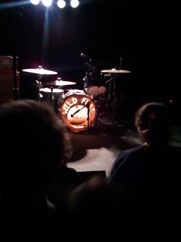 Wild Flag Drum Kit