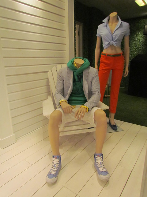 Gant press day