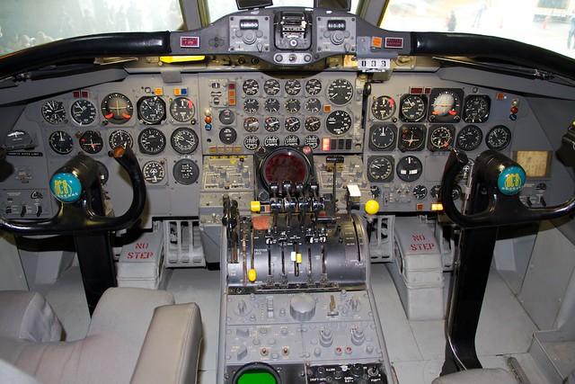 JAL DC-8 FUJI