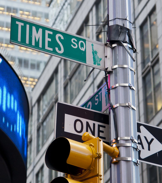"""Times Square • <a style=""""font-size:0.8em;"""" href=""""http://www.flickr.com/photos/32810496@N04/6271652535/"""" target=""""_blank"""">View on Flickr</a>"""