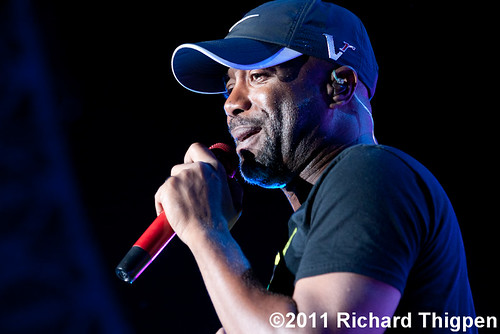 Darius Rucker - 10-20-11 - Time Warner Cable Uptown Amphitheatre, Charlotte, NC