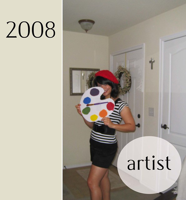 Halloween 08 painter