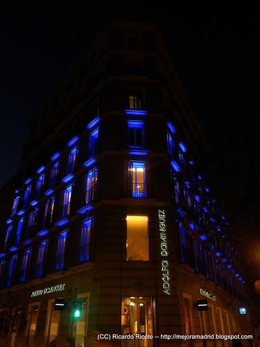 Adolfo Dominguez / Flagship Store Madrid-Serrano