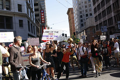 _MG_1630 (strictmachines) Tags: sanfrancisco signs demonstration embarcadero historical marketstreet capitalism economic protests economy based 99percent internationaldayofaction occupywallstreet occupysf