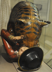 Tipu's Tiger (nicnac1000) Tags: india london museum french soldier european indian colonial va sultan karnataka mysore automaton colonist londonuk tipusultan tippusultan seringapatam tipoostiger tipustiger