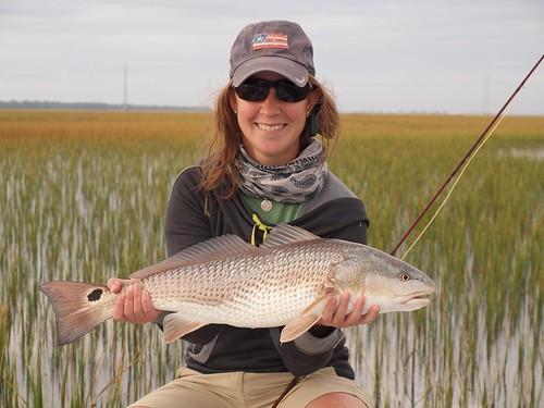 Chrissy's Redfish