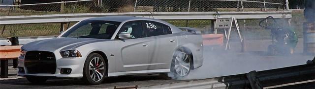 2012 Dodge Charger SRT8 – Track Tested