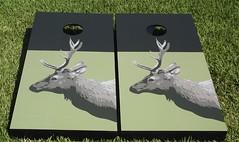 Hunting & Fishing Cornhole Boards