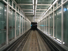 Dulles tunnel
