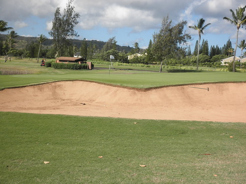 Turtle Bay Colf Course 108
