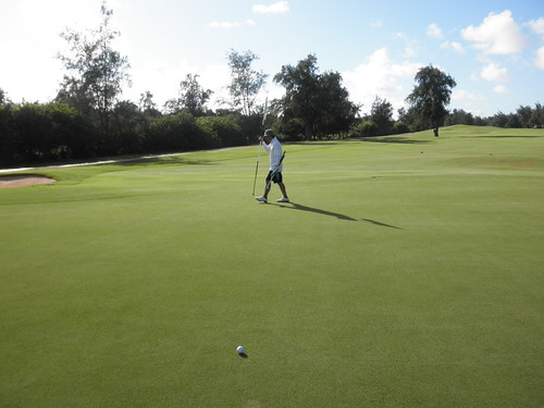 Turtle Bay Colf Course 340