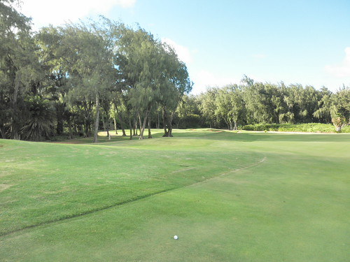 Turtle Bay Colf Course 355