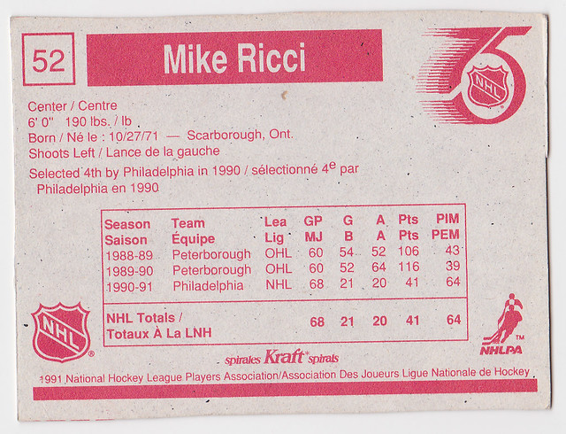 Kraft Dinner - Mikr Ricci - Back