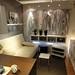 イケアの家具で作るワンルームの例の写真