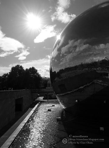 Bonjour Paris~ 巴黎 Parc de La Villette 拉維雷特公園   R1041246