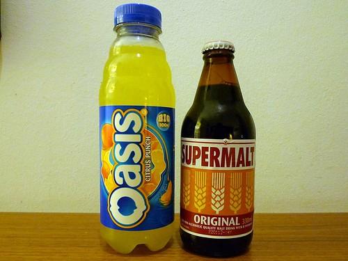Oasis and Supermalt