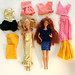 Thumbnail image for Home-made Barbie Clothes