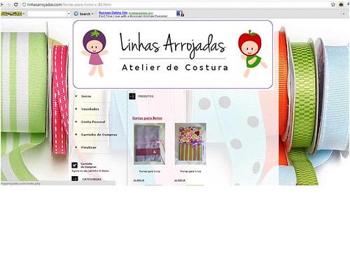 linhas arrojadas site by ♥Linhas Arrojadas Atelier de costura♥Sonyaxana
