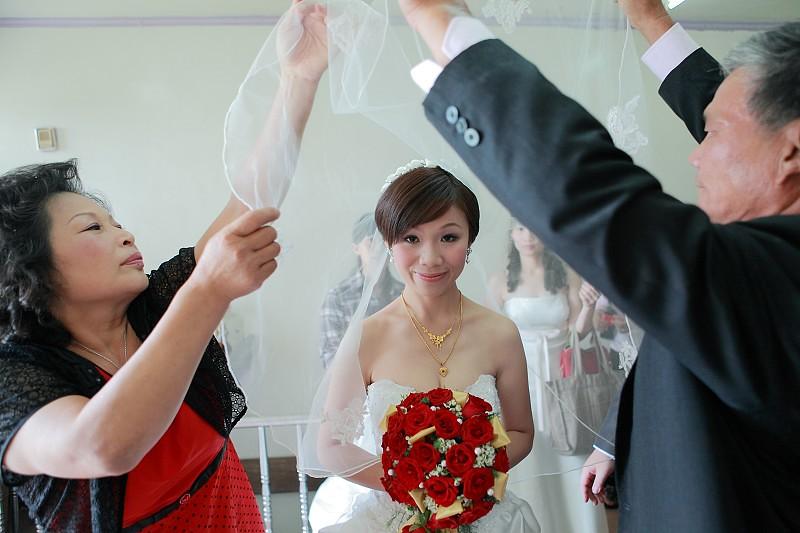 志忠、佳芳結婚記錄
