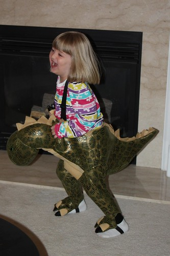 Catie the T. Rex