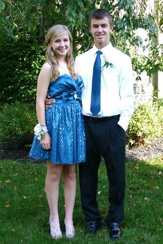 Andrew Homecoming 2011