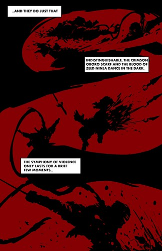 Shinobi 3DS Comic - page 6