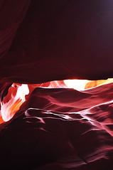 Antelope Canyon (Sudha P Rao) Tags: arizona usa nikon naturalwonders antelopecanyon d90