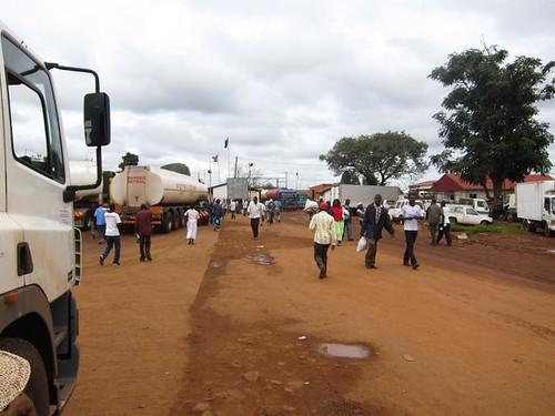 Ugandan Border