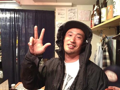 84 in Osaka
