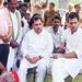 Rahul Gandhi in village chaupal, Sant Ravidas Nagar (21)