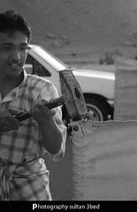 Man of the desert (sultan 3bed) Tags: man desert sultan عبدالله الصحراء تميم السعودية الرياض 3bed العربية خيمة المملكة خيام بني رجل الربع الخالي حوطة الغوينم