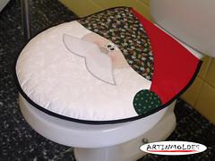 (Artinmoldes - Atelier Das Mana) Tags: natal noel papi