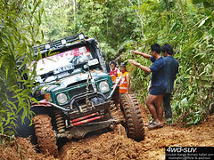 Borneo Safari 2011 - Day 5 (sam4605) Tags: ed offroad 4x4 extreme 4wd olympus adventure safari malaysia borneo e3 70300mm e1 sabah challenge zd bj40 sabahborneo bj43 1260mm bj46 borneosafari kfwdc rainforestchallenge kinabalufourwheeldriveclub borneosafari2011 4wdsuvcom toyotalandcruiserj4