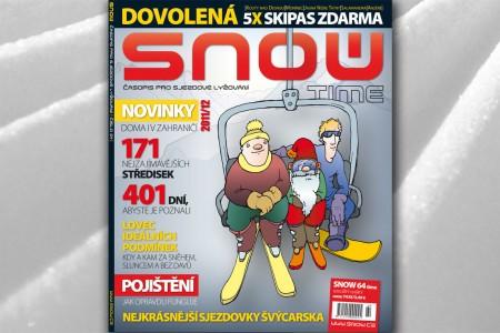 SNOW 64 Time - průvodce lyžařskou dovolenou 2012