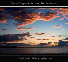 the sun has disappeared, Grevelingen Lake (nl) (drbob97) Tags: niceshot bestcapturesaoi mygearandme mygearandmepremium mygearandmebronze mygearandmesilver mygearandmegold mygearandmeplatinum mygearandmediamond flickrstruereflection1 flickrstruereflection2