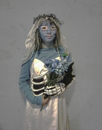 Corpse Bride another version by Glass_House