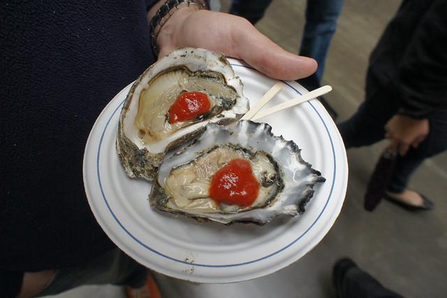 Fresh Oysters!