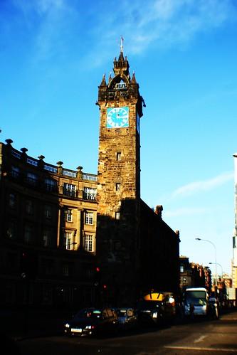 Tolbooth Steeple, Glasgow Cross