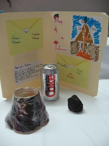 Volcano Wow-Book