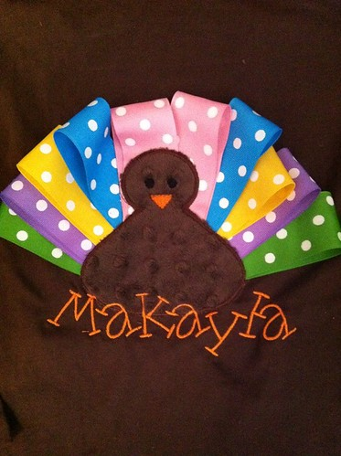 Ribbon Turkey Shirt 2