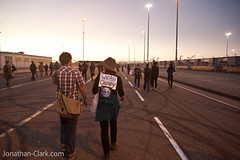 General Strike in Oakland, CA: Port of Oakland