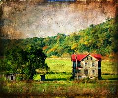 Abandoned Gem (Nichole Renee) Tags: abandoned farmhouse rural pennsylvania farm country explore ie outbuildings distressedjewell magicunicornverybest